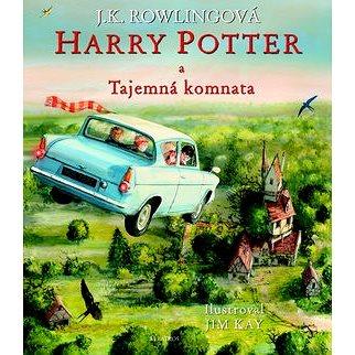Harry Potter a Tajemná komnata (2. díl Ilustrované vydání) (978-80-00-04459-0)
