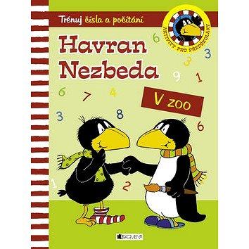 Havran Nezbeda V zoo: Trénuj čísla a počítání (978-80-253-2889-7)