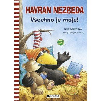 Havran Nezbeda Všechno je moje!: Trénuj čísla a počítání (978-80-253-2884-2)
