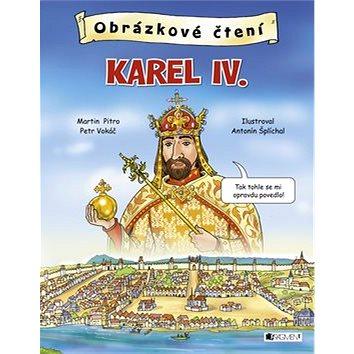 Obrázkové čtení Karel IV. (978-80-253-2888-0)