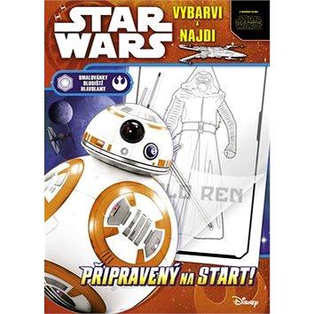 STAR WARS Vybarvi a najdi: Připravený na strat! (8594155757657)
