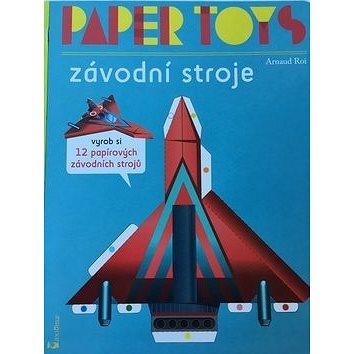 Paper Toys Závodní stroje (978-80-7292-342-7)