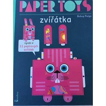 Paper Toys Zvířátka (978-80-7292-340-3)
