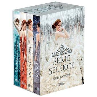 Série Selekce BOX 1-4: Selekce, Elita, První, Dcera (978-80-7544-178-2)
