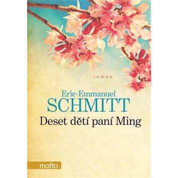 Deset dětí paní Ming (978-80-267-0690-8)