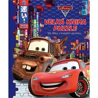 Auta 2 Velká kniha puzzle: 50 dílků v každém obrázku (978-80-252-3765-6)