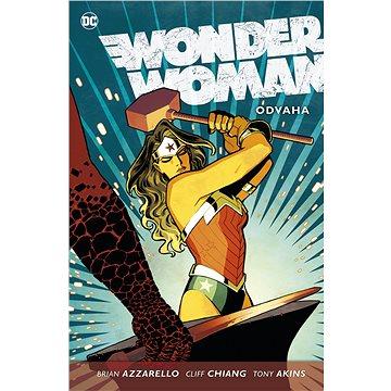 Wonder Woman Odvaha (978-80-7507-613-7)