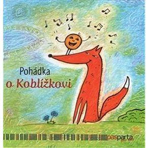 Pohádka o Koblížkovi (978-80-905993-4-5)