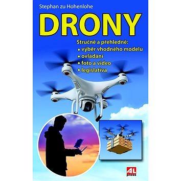 Drony (978-80-7543-234-6)