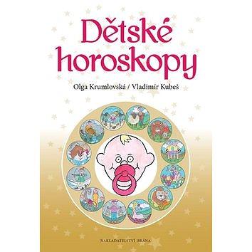 Dětské horoskopy (978-80-7243-903-4)