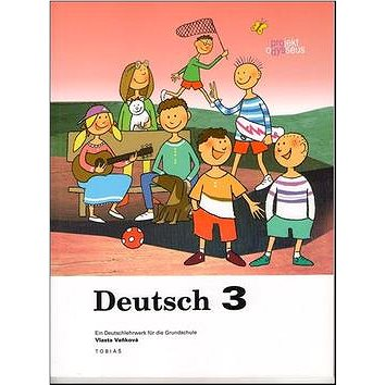 Deutsch 3: učebnice (80-7311-081-4)