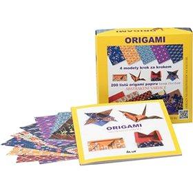 Origami Abstraktní variace (978-80-249-3196-8)