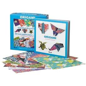 Origami Japonské variace (978-80-249-3195-1)