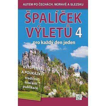 Špalíček výletů pro každý den jeden 4: Autem po Čechách, Moravě a Slezsku (978-80-86899-61-9)