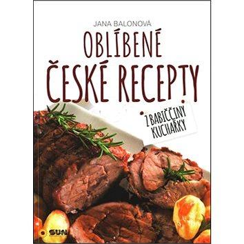 Oblíbené české recepty (978-80-7371-140-5)