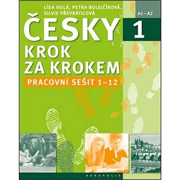Česky krok za krokem 1 Pracovní sešit Lekce 1-12 (978-80-7470-133-7)