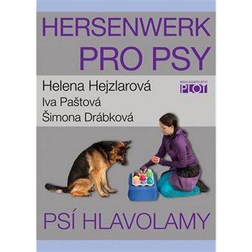 Hersenwerk pro psy: Psí hlavolamy (978-80-7428-295-9)