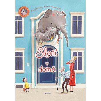 Sloni v domě (978-80-00-04456-9)
