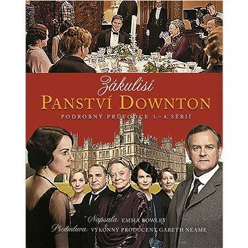Zákulisí Panství Downton: Podrobný průvodce 1. – 4. sérií (978-80-7529-228-5)