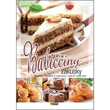 Babiččiny zákusky: Buchty, koláče a zákusky našich babiček (978-80-89742-59-2)