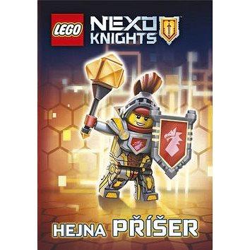 LEGO NEXO KNIGHTS Hejna příšer (978-80-251-4821-1)