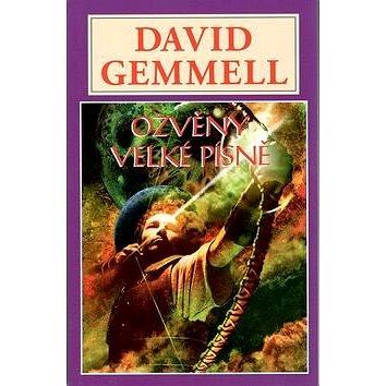 Kniha Ozvěny velké písně (978-80-87010-45-7)