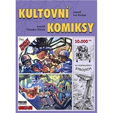 Kultovní komiksy (978-80-88098-14-0)