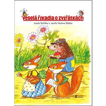 Veselá říkadla o zvířátkách (978-80-7292-352-6)