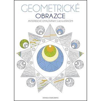 Geometrické obrazce: Antistresové omalovánky (858-80-05-86237-0)