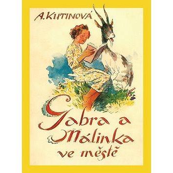 Kniha Gabra a Málinka ve městě (978-80-87393-44-4)