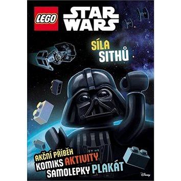 LEGO Star Wars Síla Sithů: Akční příběh, Komiks, Aktivity, Samolepky, Plakát (978-80-251-4845-7)