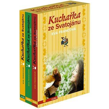 Kuchařka ze Svatojánu 1-3 BOX (978-80-267-0748-6)