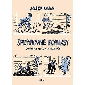 Šprýmovné komiksy (978-80-259-0594-4)