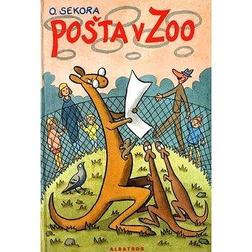 Pošta v ZOO (978-80-00-04417-0)