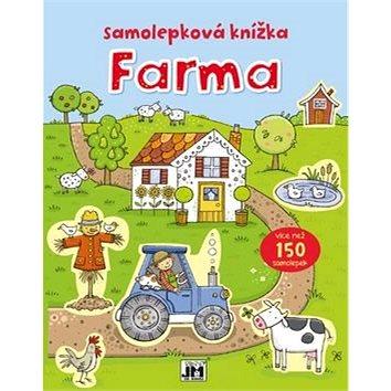 Farma: Samolepková knížka (8595593808307)