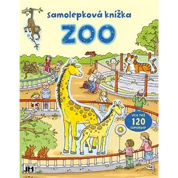 ZOO: Samolepková knížka (8595593808314)