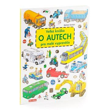 Velká knížka o autech pro malé vypravěče (978-80-87034-13-2)