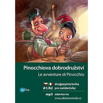 Pinocchiova dobrodružství Le avventure di Pinocchio: dvojjazyčná kniha pro začátečníky + CD (978-80-266-1049-6)