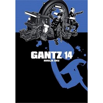 Gantz 14 (978-80-7449-414-7)