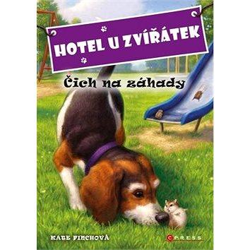 Hotel U Zvířátek Čich na záhady (978-80-264-1309-7)
