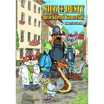 Nick & Dusty Detektivní kancelář (978-80-85252-03-3)