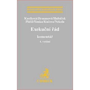 Exekuční řád Komentář (978-80-7400-630-2)