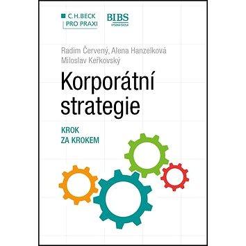 Korporátní strategie: Krok za krokem (978-80-7400-620-3)