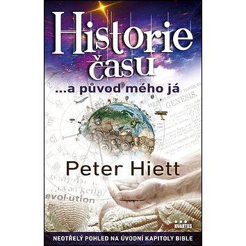 Historie času ...a původ mého já (978-80-88039-02-0)