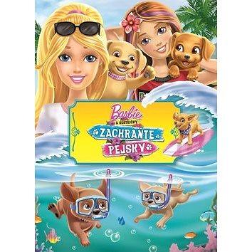 Barbie a sestřičky Zachraňte pejsky (978-80-252-3850-9)