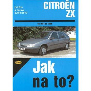 Citroën ZX od 1991 do 1998: Údržba a opravy automobilů č. 63 (80-7232-165-X)