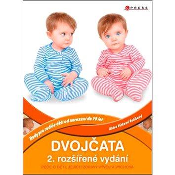Dvojčata: Péče o děti, jejich zdravý vývoj a výchova (978-80-264-1346-2)