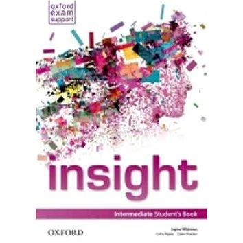 Insight Intermediate Student´s Book (9780194011082)