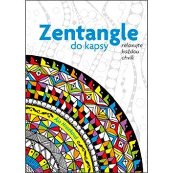 Zentangle do kapsy: relaxujte každou chvíli (978-80-7413-343-5)