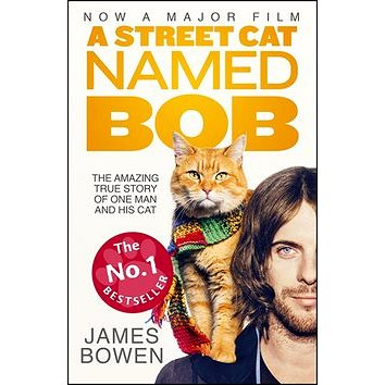 A Street Cat Named Bob: How One Man and His Cat Found Hope on the Streets (9781473633360)